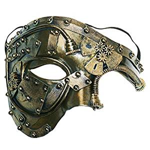 Máscaras Steampunk